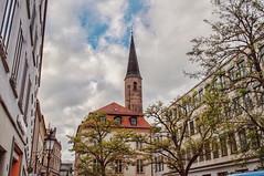 Greek-Orthodox church in Munich