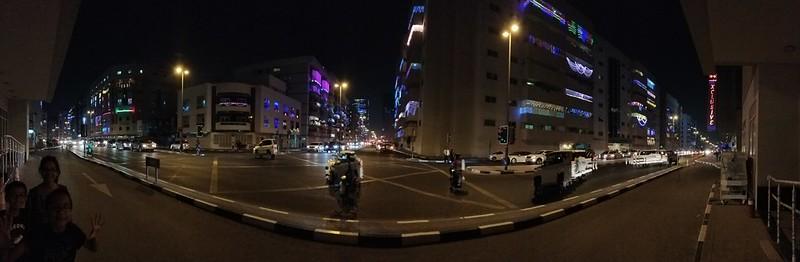 Diwali Lights in Dubai