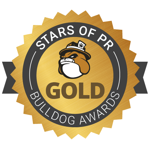 (Bulldog Reporter) Media Relations Awards_Gold Award
