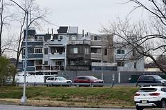 Five-house monstrosity, Rosebank