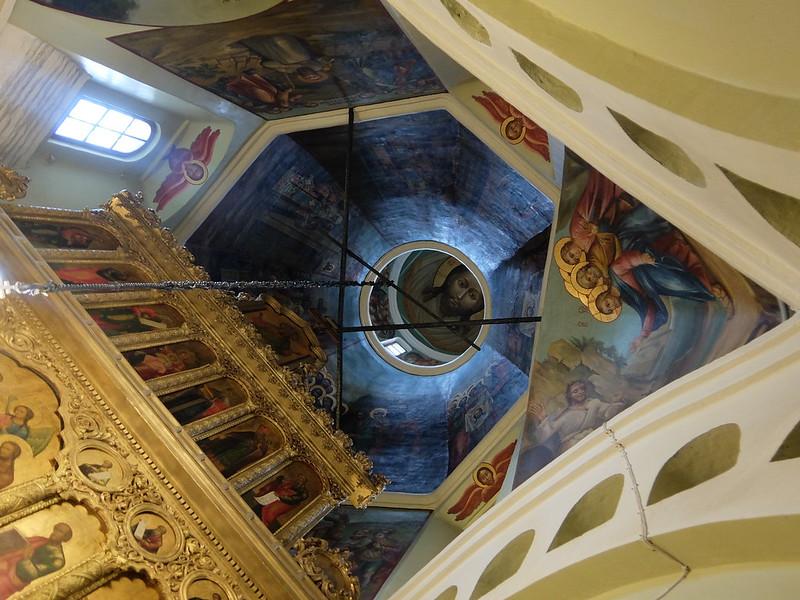 Москва - Храм Василия Блаженного - Купол