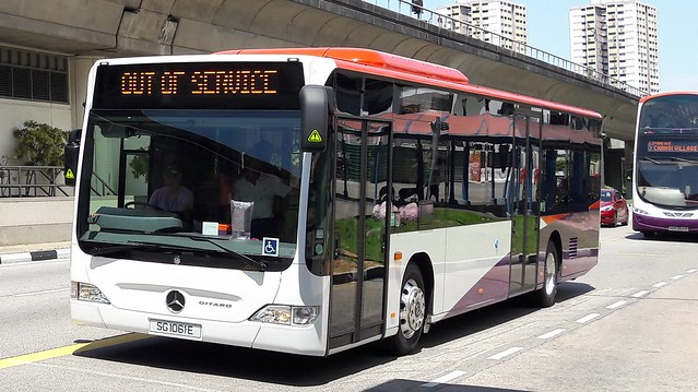 SG1061E Out of Service