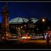 Paris - Paříž_Pont Alexandre III_Grand Palais_8e Arrondissement