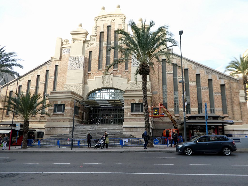 Central Market Hall, Alicante