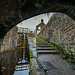 Huddersfield Canal at Wool Road