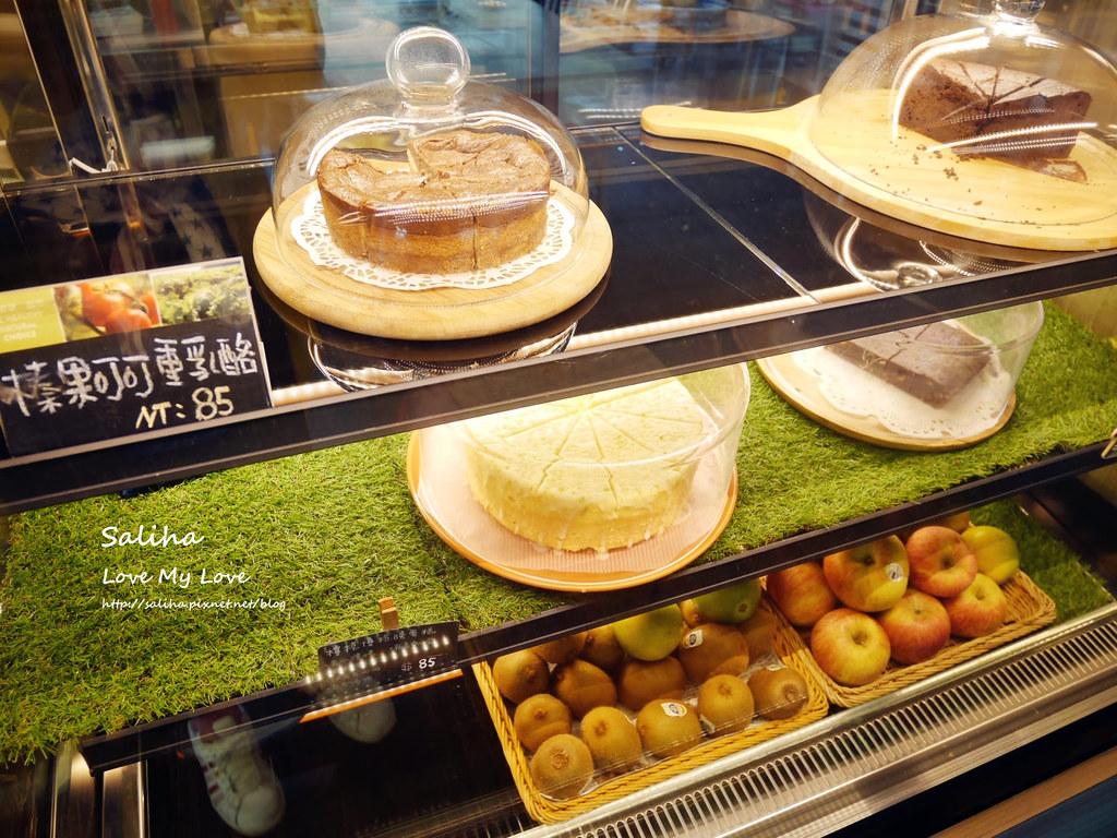 台北行天宮站附近餐廳美食咖啡館早午餐推薦遇見美好下午茶蛋糕 (8)
