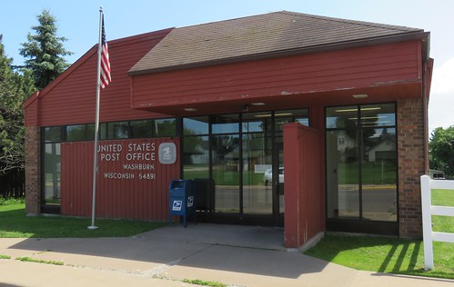 Post Office 54891 (Washburn, Wisconsin)