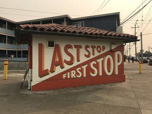 Last Stop/First Stop
