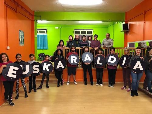 Euskaraldia - Ostadar Dantza Taldea