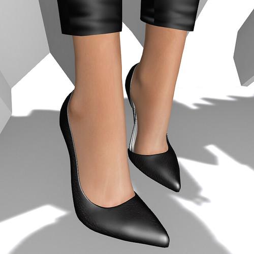 ASU - Back in Black shoe
