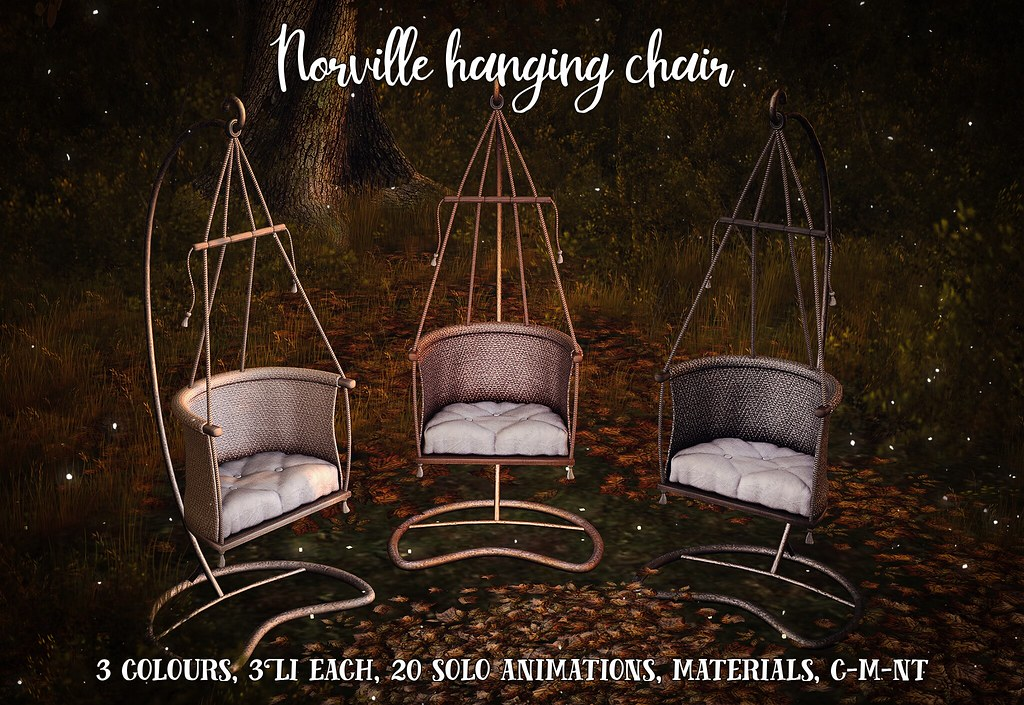 Norville hanging chair