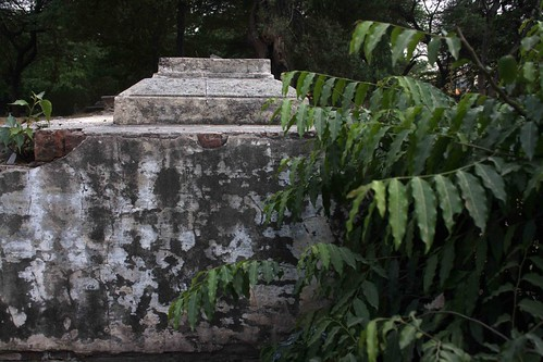 City Monument - Unknown Tomb, Mathura Road Graveyard