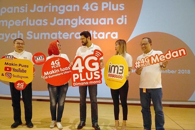 Indosat Ooredoo Perluas Jaringan 4G Plus Di Wilayah Sumut