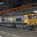 Freightliner 66503 Doncaster