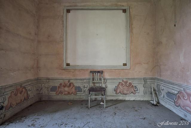 La politique de la chaise vide.