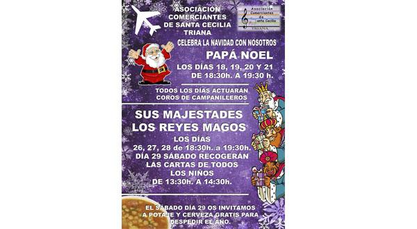 navidad santa cecilia_
