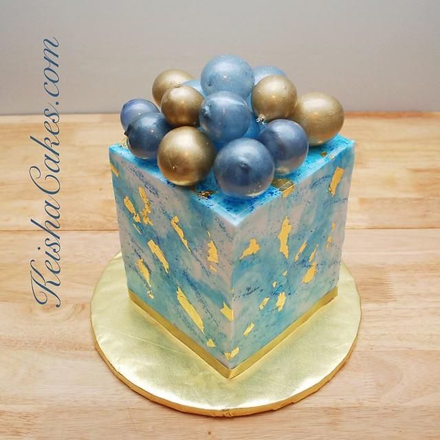 Cake by Keisha Cakes