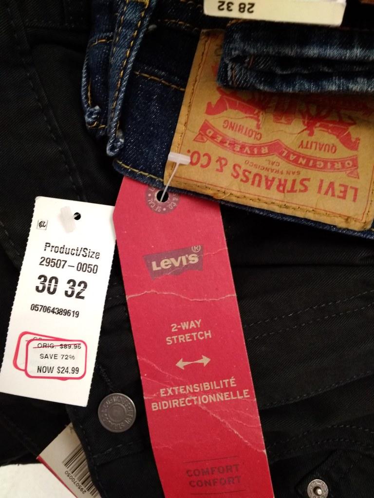 Levi's Jeans $17.49