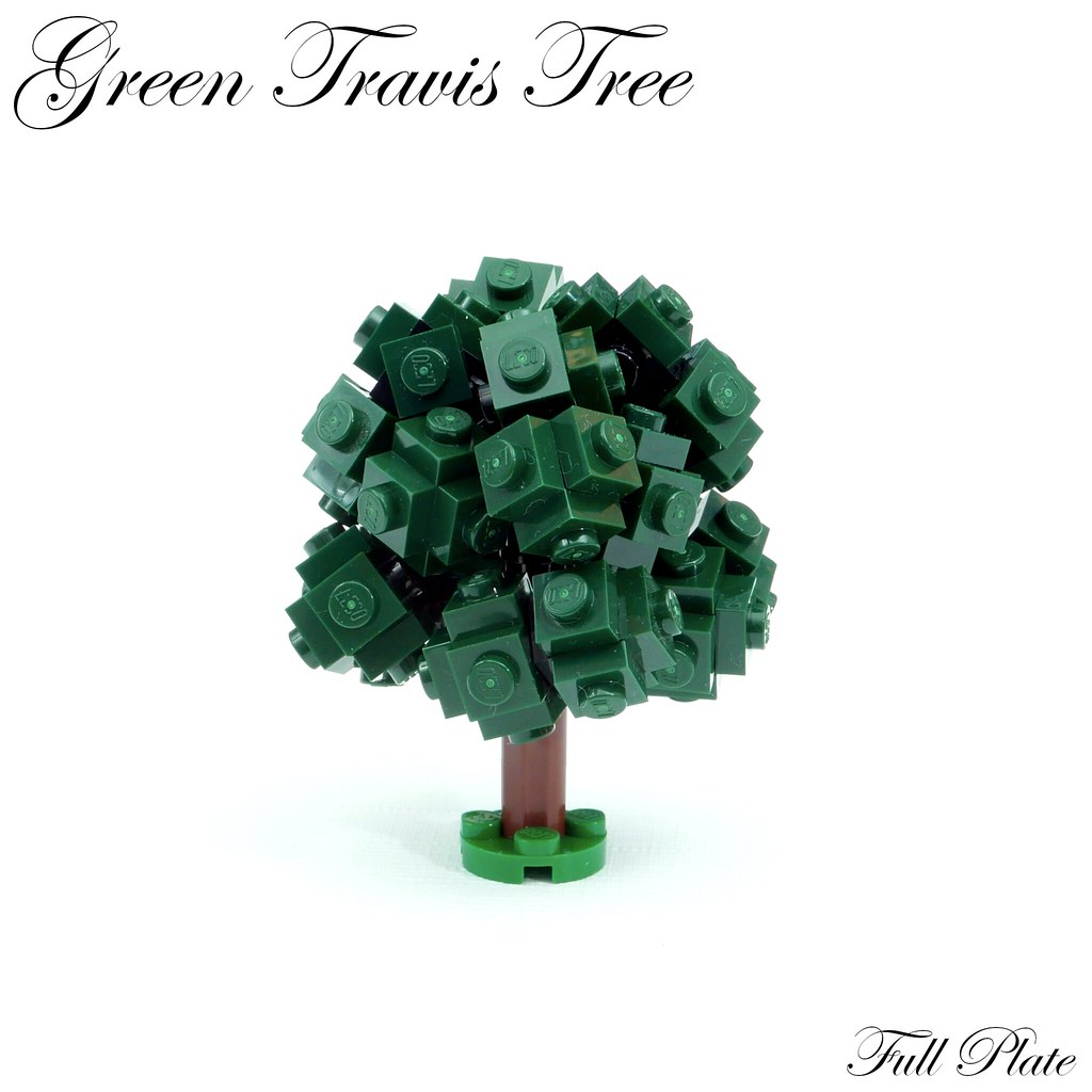 Green Travis Tree
