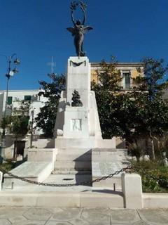 Il Monumento appena lavato