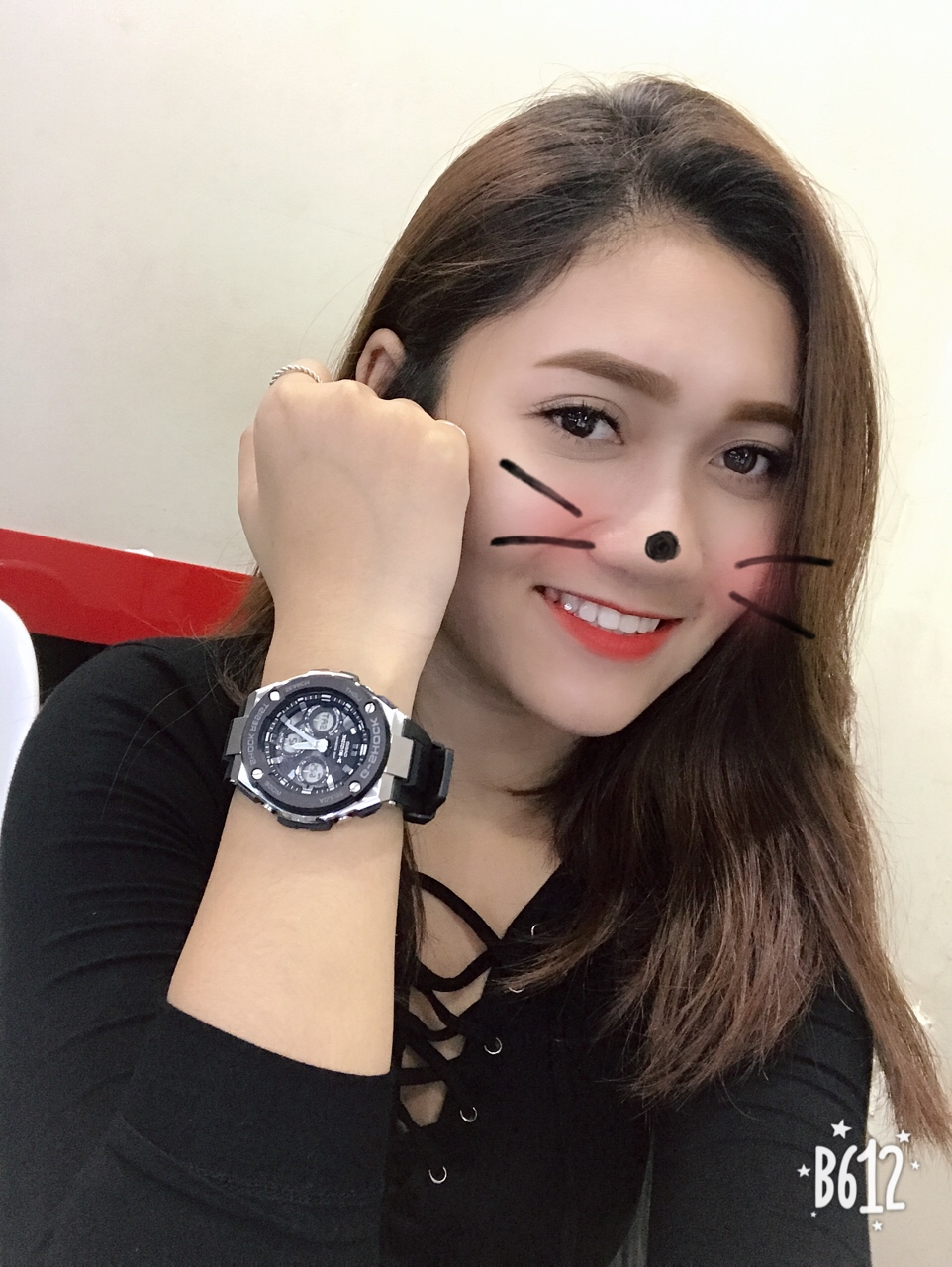 Đồng Hồ Casio MRG