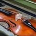 A Baroque violin