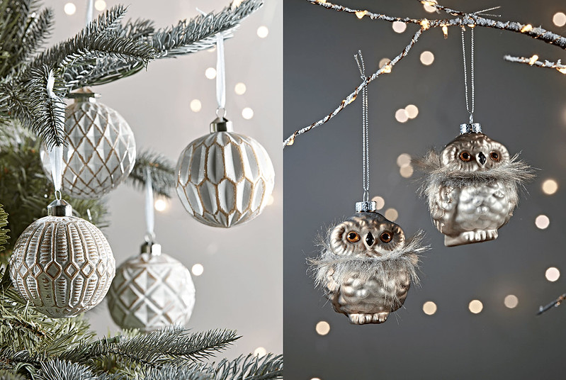 Cox & Cox Christmas Decorations 2018