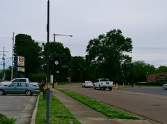 Main St. (at Millbranch), former Southaven Rite Aid