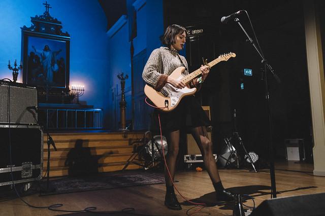 Stella Donnelly @ Fríkirkjan - Saturday - Alexandra Howardsaturday.alexandrahoward-3
