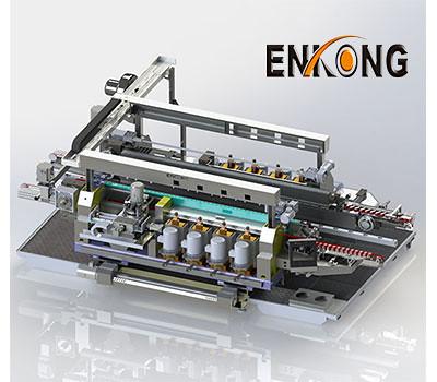 double-round-edging-machine