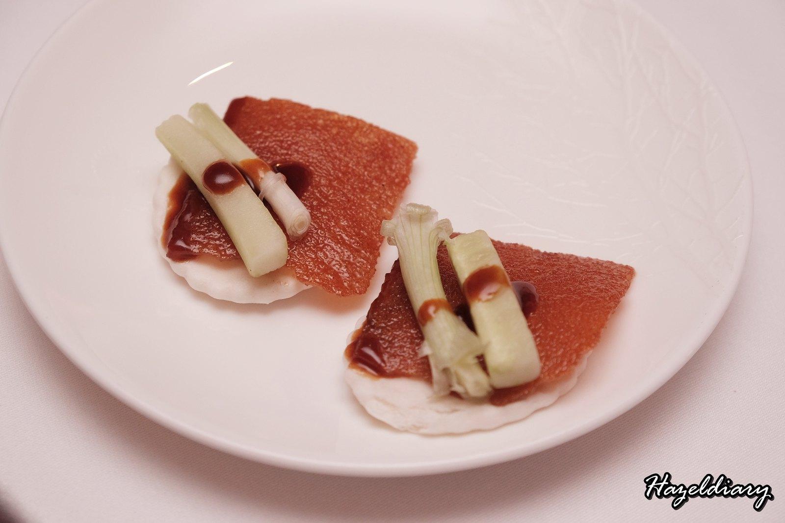 Yan Cantonese Cuisine-Roasted Suckling Pig-Crispy Skin