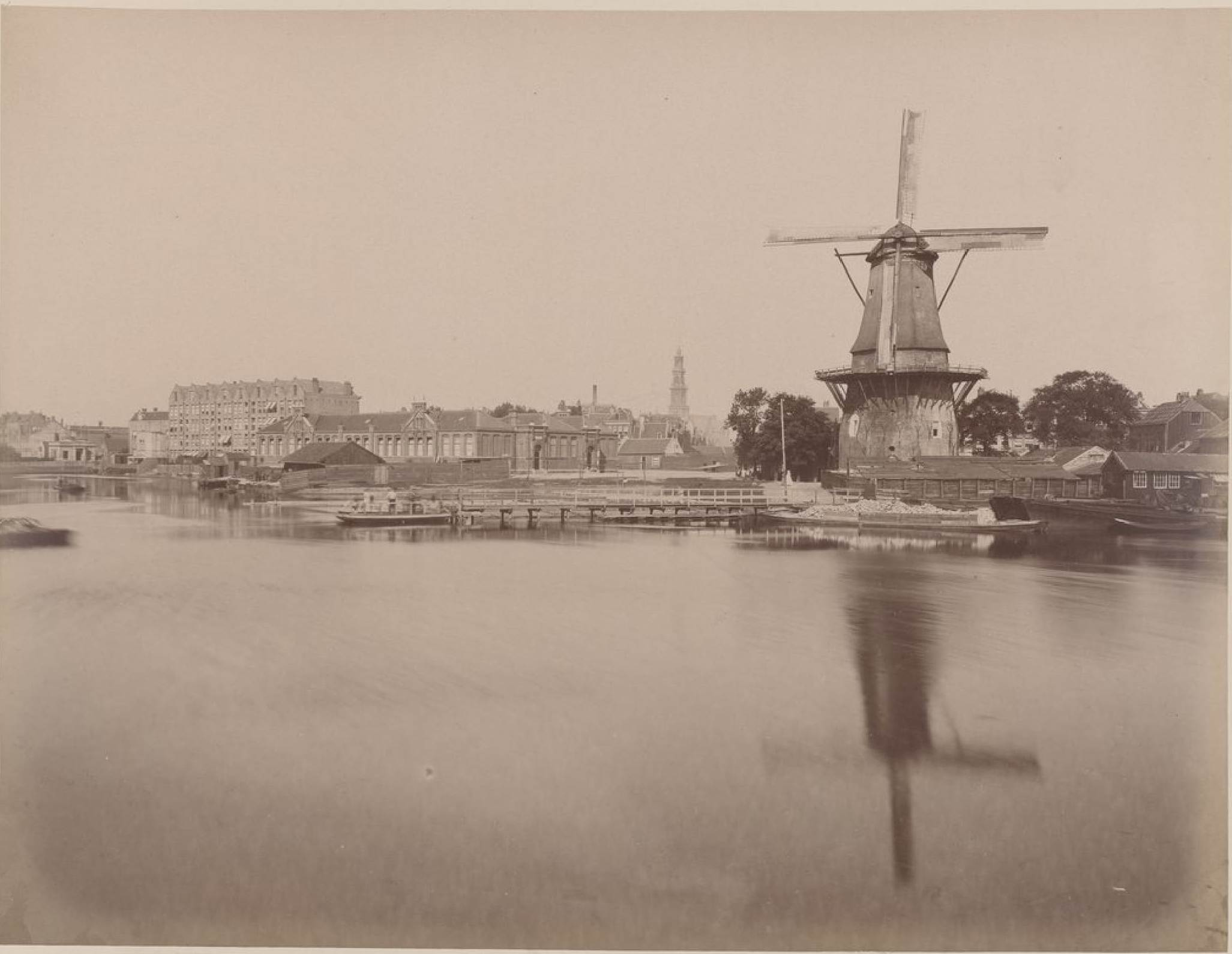 Амстердам. Buitensingel, 15 мая 1888 года