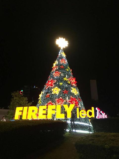Firefly LED lights up Ayala Center Cebu