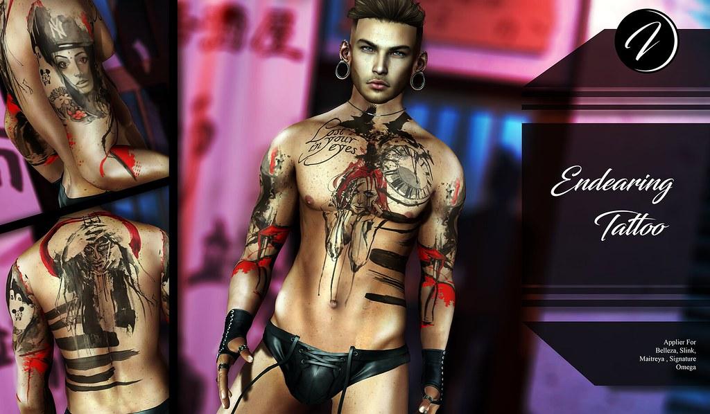 ..:: INKer ::.. Endearing Tattoo - TeleportHub.com Live!