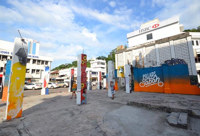 kota kinabalu brunei itinerary pillars of sabah