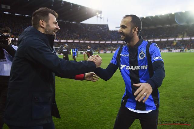 Club Brugge - Standard 02-12-2018
