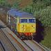 56075 Near Lowton 9th July 1985.