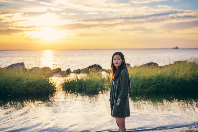 Sandy Hook NJ, Nikon D810, AF Nikkor 50mm f/1.8