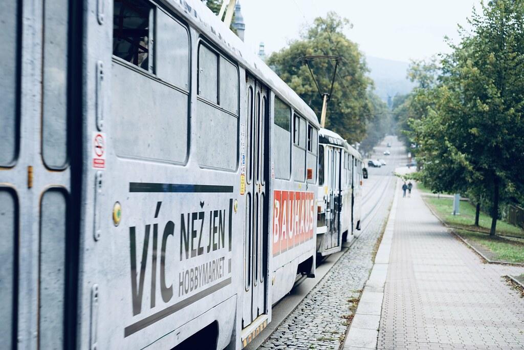 Liberec tram