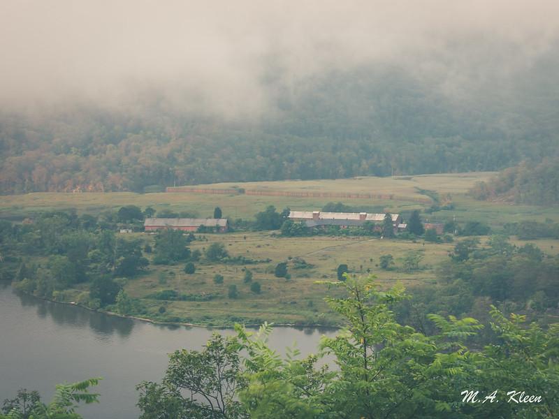 Hudson River Valley in Summer I
