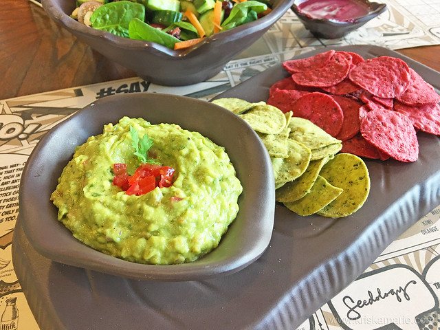 Guacamole from Seedology