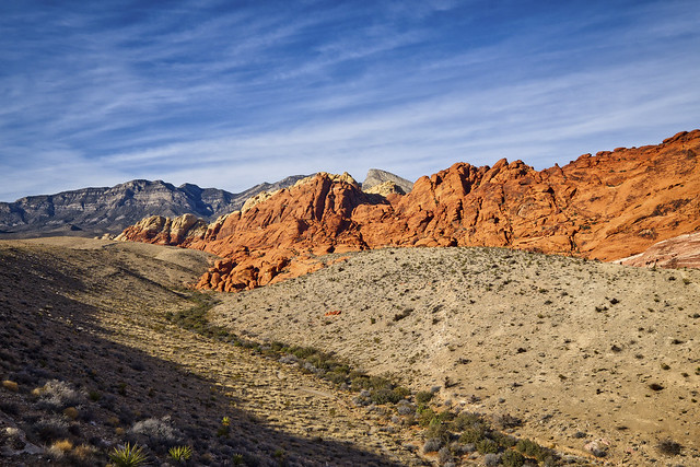 Red Rock Valley, Nevada