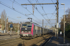 [SNCF] BB 26029 - Photo of Boissy-le-Sec