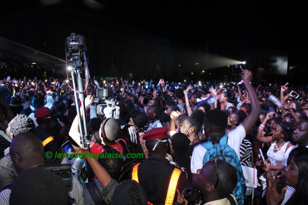 Photos, images concert Dadju 2018 à Dakar, par laviesenegalaise (6)