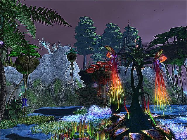 Organica - Happy Clam Island - Paradise Bat Orchids