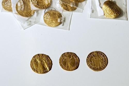 Czech Republic Gold Coin Find