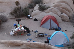 Campsite mess 1 of 5