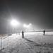 Sněhové podmínky na dojezdu