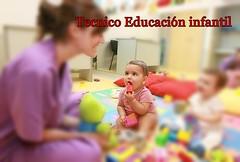 tecnico educacion infantil