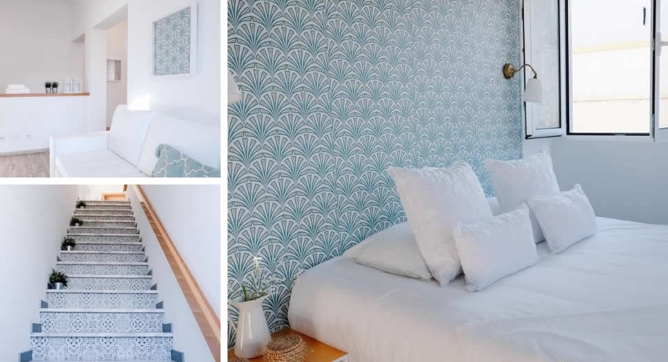 Leuk appartement Olhão (Algarve) Portugal, Casas de Mar Buzio | Mooistestedentrips.nl